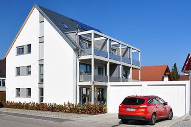 Geroldstraße, Neu-Ulm - Hausverwaltung Göttfried