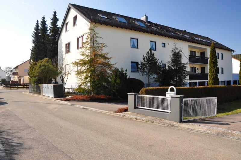 Lange Straße, Neu-Ulm - Hausverwaltung Göttfried