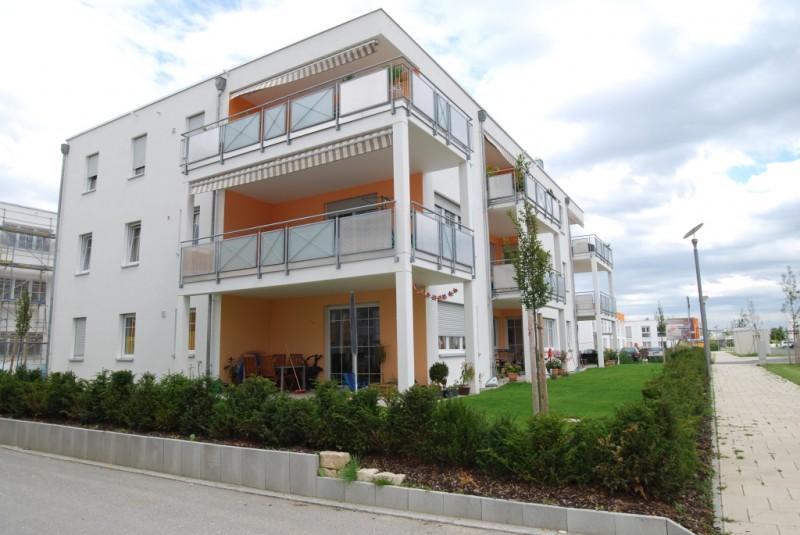 Martin-Luther-King-Allee, Neu-Ulm - Hausverwaltung Göttfried