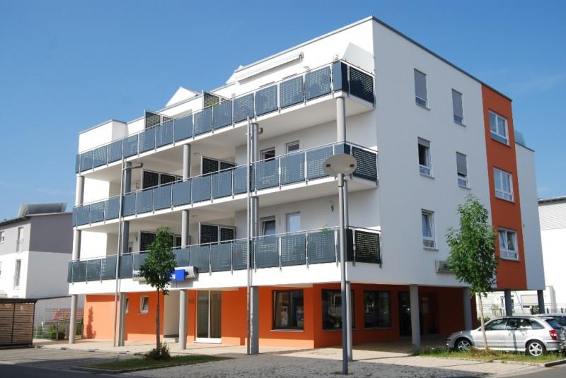 Washingtonallee, Neu-Ulm - Hausverwaltung Göttfried